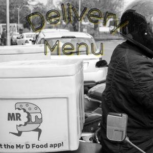 Delivery Menu 2